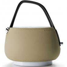 Чайник электрический Bugatti JACQUELINE Leather Milk