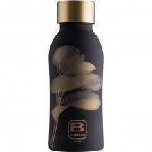 Bugatti Бутылка для воды Bottle TWIN Leaves gold BBT-LG350DS