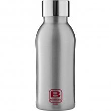 Бутылка для воды Bottle TWIN silver brushed BBT-SB350IN Bugatti Бутылка для воды Bottle TWIN silver brushed BBT-SB350IN