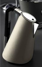 Чайник электрический Bugatti VERA Leather Cream