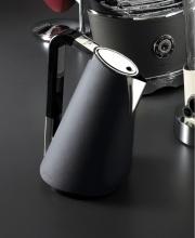 Чайник электрический Bugatti VERA Leather Grey
