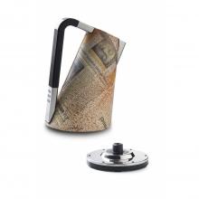 Чайник электрический Bugatti VERA Leather Newspaper