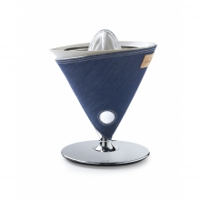 Соковыжималка для цитрусовых Bugatti VITA Denim
