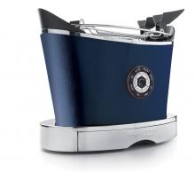 Тостер Bugatti VOLO Leather Blue