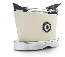 Тостер Bugatti VOLO Leather Cream