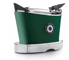 Тостер Bugatti VOLO Leather Green