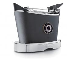 Тостер VOLO Leather Grey Bugatti Тостер VOLO Leather Grey