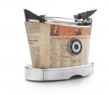 Тостер Bugatti VOLO Leather Newspaper