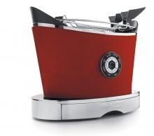 Тостер Bugatti VOLO Leather Red